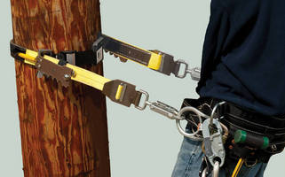 Fall Restraint Device helps linemen work efficiently, safely.