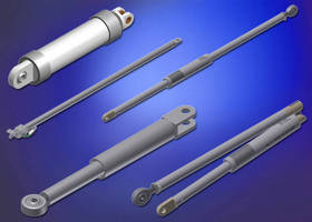 High-Performance Struts suit aerospace and military industries.