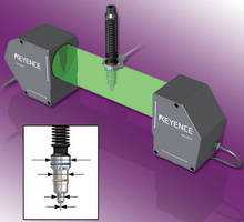 Inline, 2D Optical Micrometer delivers multipoint measurement.