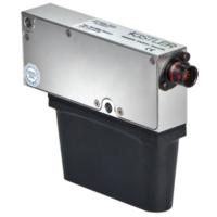 Non-Contact Laser Height Sensors are used for vehicle measurements.
