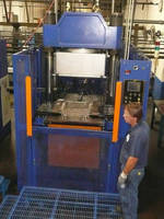New Equipment Delivers Molded Rubber Products Faster and Less Expensively