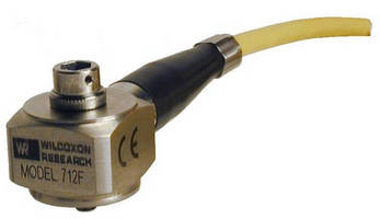 Side Exit Accelerometers feature metric mounting.