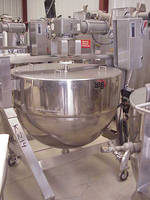 EcReCon Has a Large Inventory of Stainless Steel Kettles