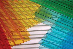 Insulating Polycarbonate Sheets are flexible, break resistant.