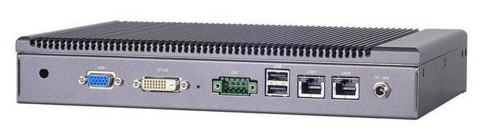 Digital Signage Player delivers HD video content.