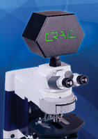 Microscope Photometer supports cytophotometry applications.