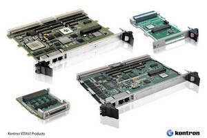 Flexible FPGA and I/O Designs with Kontron's Extended VITA 57 Offering