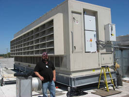 Publishing Plant Save Energy, Water with Munters Oasis IEC Units