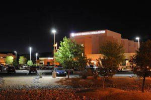 Kingman Regional Medical Center in AZ Upgrades It's Parking Lot Lighting with LEDtronics High Power LED Shoebox Fixtures