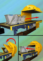 Automatically Invert Large Machined Parts for Energy Needs