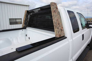 Camo Headache Rack for Pickups