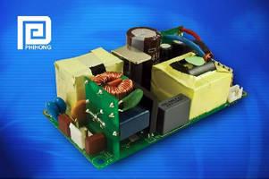 Open Frame Power Supplies target multimedia equipment.