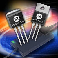 Schottky Rectifiers offer minimal conduction losses.