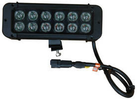 LED Light Emitter produces 2,736 lm in choice of 4 colors.