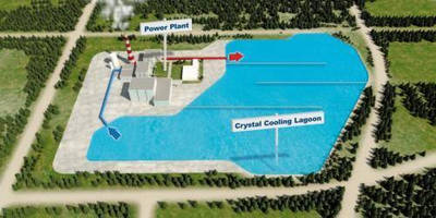 Crystal Lagoons Presents at Power-Gen Innovative Sustainable Cooling Technology