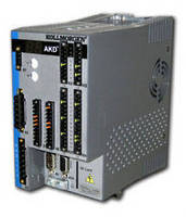 Servo Drive with Auto-Tuner supports multiple motion buses.