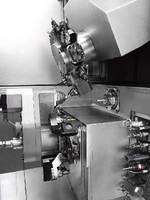 Automatic Lathe features modular 8-spindle design.