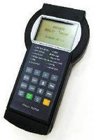 ADSL/ADSL2+ Tester features single pushbutton operation.