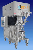 Improved Powder Injection in Batch Mixing Systems