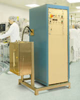Pulsed Electric Field System performs tests at up to 50 L/hr.