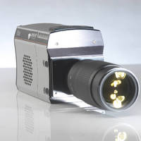 Scientific-Grade CCD Camera supports time-resolved imaging.