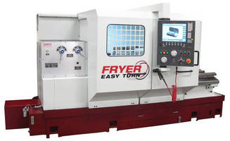 Astro Machine Works Adds New CNC Turning Center for Increased Machining Capacities for Large Parts