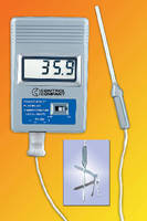 Freezer Thermometer includes Traceable® Certificate.