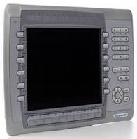 Keypad HMI Panels operate in dirty and greasy environments.