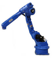 Six Axis Robot features 20 kg payload capacity.