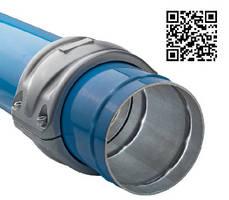 "Kaeser's Versatile Aluminum SmartPipe(TM) is Now Available in a 6"" Diameter"