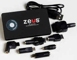 Portable Battery Charger powers USB-enabled devices.