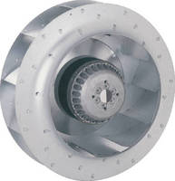 Motorized Impeller targets limited space applications.