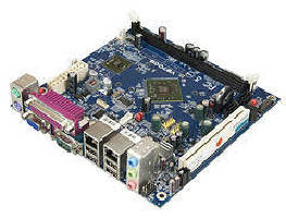 Mini-ITX Embedded Board targets POS and kiosks.