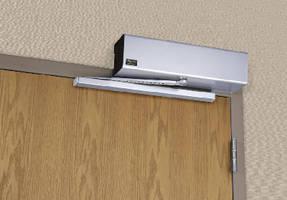 Door Operator meets ADA requirements.