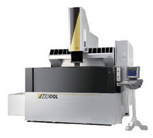 Sinker EDM Machine accommodates workpieces up to 11,000 lb.