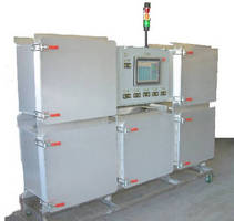 High Vacuum Storage Systems provide data logging.