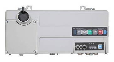 On-Machine Motor Controller is designed for simple installation.