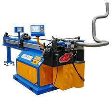 Mandrel Bender is capable of semiautomatic operation.