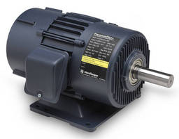 Brushless PM Motors retain efficiency in variable speed applications.