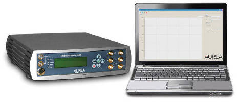 NIR Single Photon Counter provides 50 psec timing correlation.