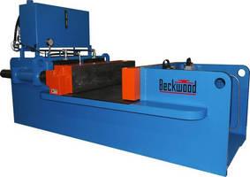 Beckwood Manufactures Custom Bulldozer Presses