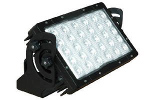 LED Mining Light replaces 400 W metal halide lamps.