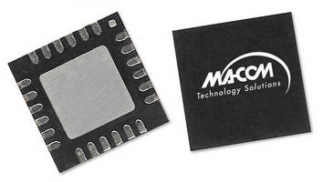 M/A-COM Technology Solutions Announces 7 New Products for Networks and Aerospace & Defense Applications