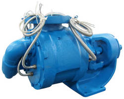 Cast Iron Gear Pumps are offered with electric heating option.