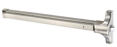 Rugged Flatbar Exit Devices are windstorm-certified.