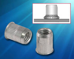 Blind Threaded Inserts offer corrosion resistance.