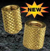 Precision Brass Inserts are intended for mold-in applications.