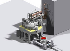 Electric Arc Furnace supports direct reduced iron melting.