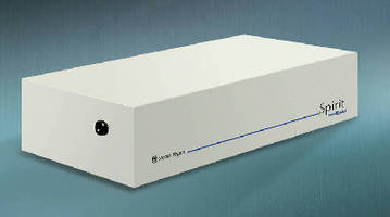 Industrial-Grade Amplifier supports femtosecond micromachining.