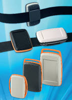 Miniature Enclosures target personal electronics.
